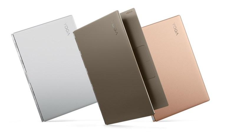 В Украине стартовали продажи ноутбука-трансформера Lenovo YOGA 920 и его лимитированной версии YOGA 920 Vibes по цене от 45 тыс. и 55 тыс. грн соответственно
