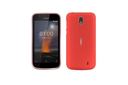 «Еще один из рода Android Go»: Смартфон Nokia 1 со съемными панелями Xpress-on стоимостью $85