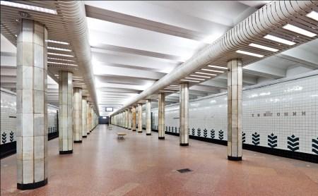 Фотогалерея: как будет выглядеть станция метро «Святошин» после капитального ремонта (работы начнутся уже завтра)
