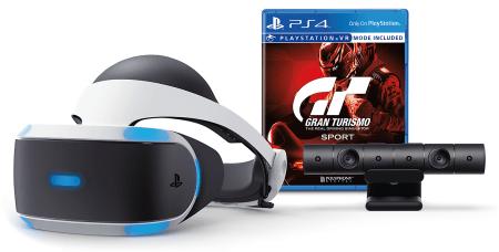 Sony временно снижает цены на комплекты PlayStation VR. Сэкономить можно $100