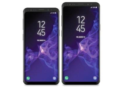 Появились фотографии компонентов Samsung Galaxy S9, подтверждена емкость батареи
