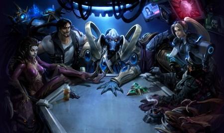 Легендарная стратегия StarCraft в этом месяце отпразднует свой 20-летний юбилей, Blizzard приготовила подарки
