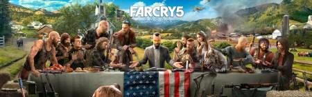 Состоялся релиз игры Far Cry 5