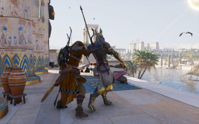 Assassin's Creed Origins – The Curse Of The Pharaohs: на тот свет и обратно - ITC.ua