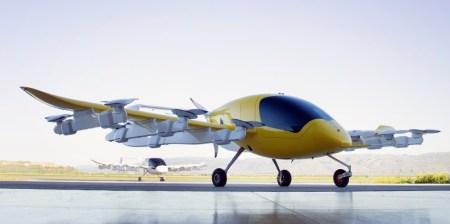 Kitty Hawk Cora — беспилотное летающее такси Ларри Пейджа, запуск полноценного сервиса в Новой Зеландии — к 2021 году