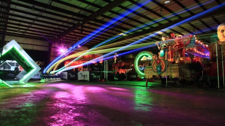 BMW поможет чемпионату Drone Racing League построить самый быстрый в мире гоночный дрон