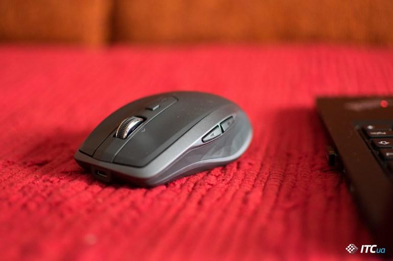 Обзор беспроводной мыши Logitech MX Anywhere 2S