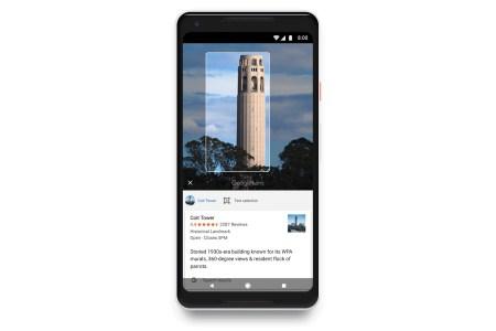 Google Lens начал распространяться на все смартфоны с ОС Android в составе обновления ПО Google Photos