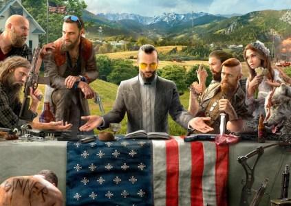 Far Cry 5 – воинствующий атеизм