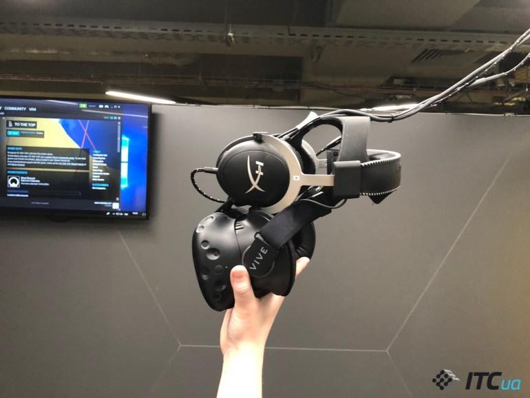 Как работает пространство виртуальной реальности «Планета VR»