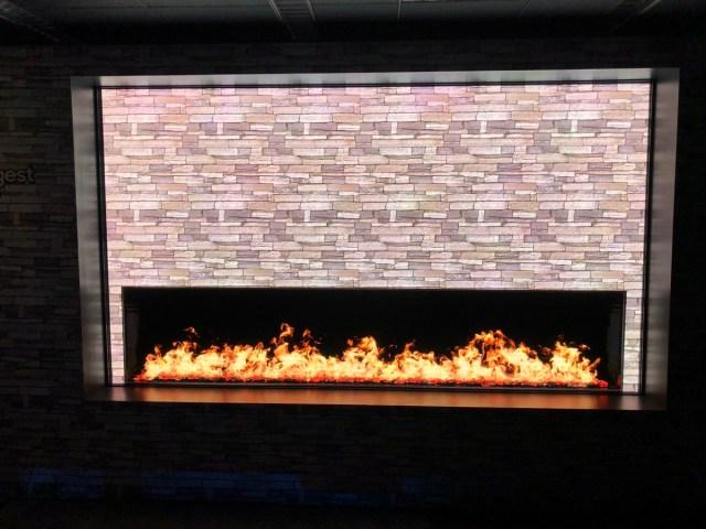 Как Samsung пытается спрятать телевизор в интерьере и первый взгляд на The Wall - ITC.ua
