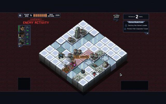 Into the Breach – футуристические шахматы от авторов FTL: Faster Than Light - ITC.ua