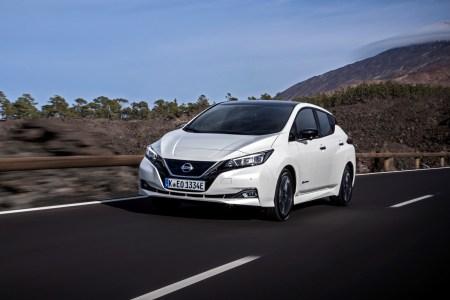 Новый Nissan Leaf стал самым быстро продаваемым электромобилем Европы — каждые 12 минут продается один экземпляр, а количество заказов превысило отметку 19 тыс.