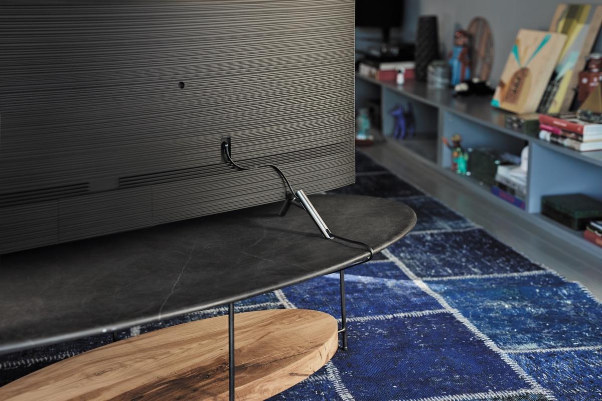 Как Samsung пытается спрятать телевизор в интерьере и первый взгляд на The Wall