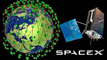 FCC одобрила амбициозный план SpaceX по развертыванию глобального спутникового интернета Starlink