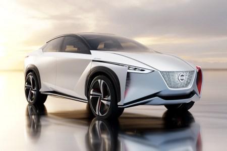В Nissan подтвердили, что концепт электрокроссовера Nissan IMx с запасом хода 600 км превратится в серийную модель в ближайшие несколько лет