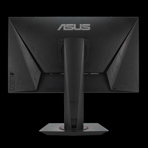 ASUS анонсировала 25-дюймовый игровой монитор VG258Q с поддержкой AMD FreeSync