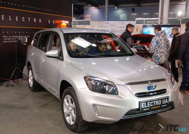 Две выставки электротранспорта: конкуренция площадок и Tesla Model 3 за $79 тыс. - ITC.ua