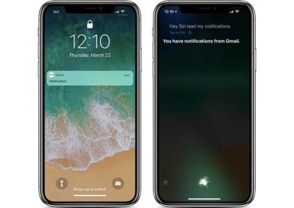 Apple исправит ошибку, позволяющую Siri читать скрытые уведомления на заблокированном iPhone, в грядущем обновлении iOS