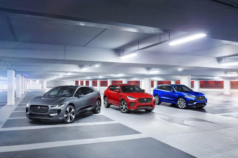 Jaguar официально представила серийную версию электрокроссовера Jaguar I-PACE с батареей на 90 кВтч и запасом хода 480 км, продажи стартуют в конце 2018 года