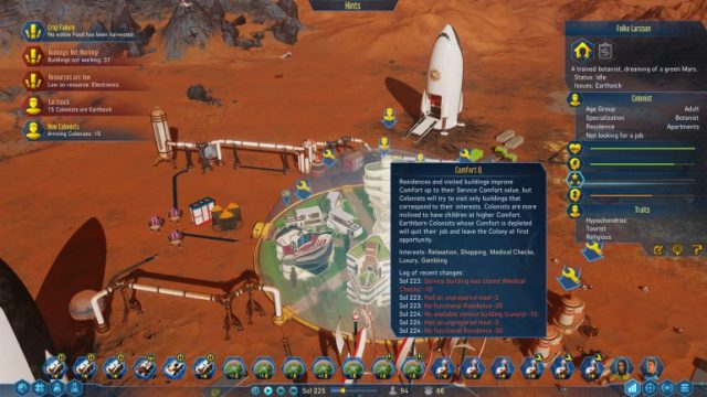 Surviving Mars: I'm gonna have to science the shit out of this - ITC.ua