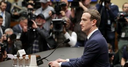 Показания Марка Цукерберга в Конгрессе США. Главное