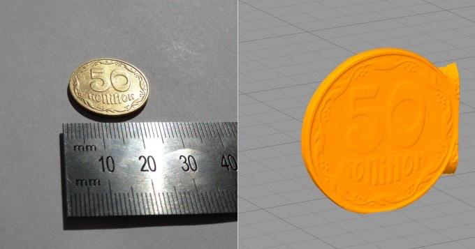 Украинцы вышли на Kickstarter с проектом высокоточного настольного 3D сканера D3Ds