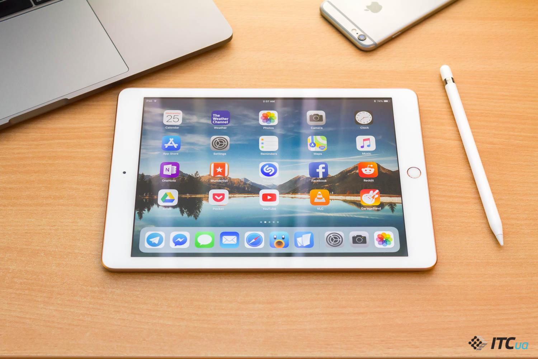 Обзор <b>Apple</b> iPad 2018 - ITC.ua