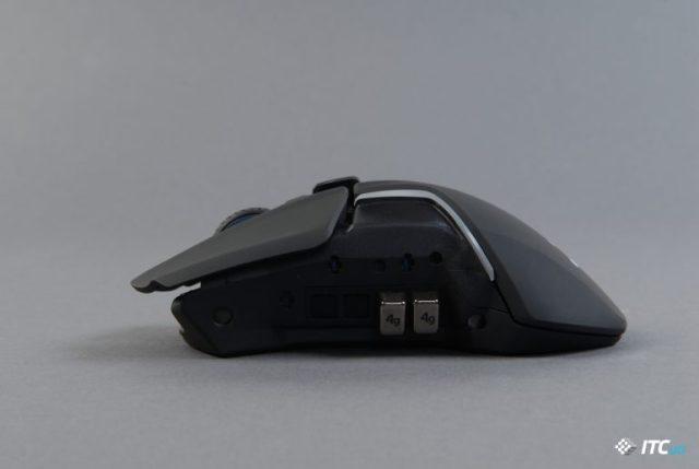 Обзор игровой мыши SteelSeries Rival 600: 256 возможностей по настройке - ITC.ua