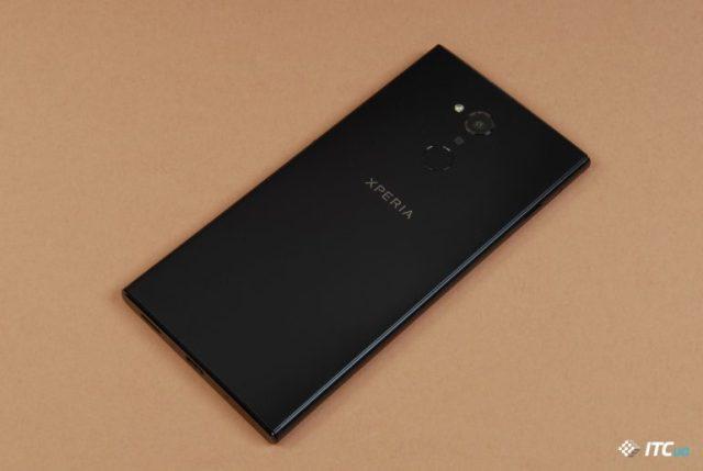 Обзор Sony Xperia XA2 Ultra - ITC.ua