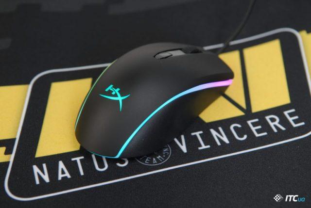 Обзор игровой мыши HyperX Pulsefire Surge RGB - ITC.ua