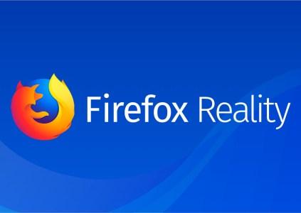 Mozilla разрабатывает специальную версию браузера Firefox Reality для гарнитур виртуальной реальности