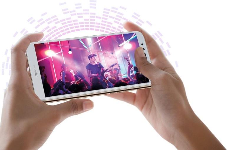 """Huawei Y6 (2018) - новый бюджетный смартфон с 5,7-дюймовым экраном 18:9, функцией Face Unlock и Android 8.0 """"Oreo"""""""