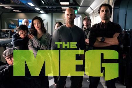 Первый трейлер триллера The Meg / «Мег», в котором Джейсон Стейтем спасает человечество от гигантских доисторических акул мегалодонов