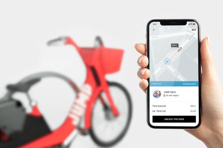 Uber приобрел американский стартап по прокату электровелосипедов JUMP за сумму порядка $200 млн