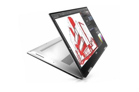 В трансформируемой мобильной рабочей станции Dell Precision 5530 используется гибридный процессор Intel с профессиональной графикой Vega M