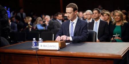 Марк Цукерберг закончил давать показания в Конгрессе США и рассказал, что его личные данные тоже крали