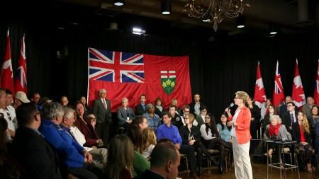 Премьер-министр провинции Онтарио: «Безусловный доход — это проявление доверия и уважения к людям»