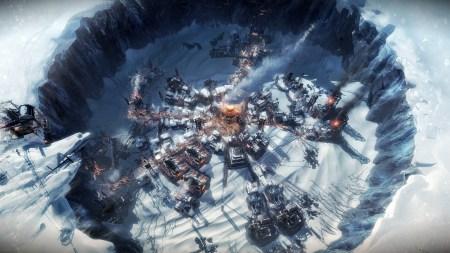 Разработчики рассказали об основных особенностях симулятора выживания общества Frostpunk, релиз состоится 24 апреля