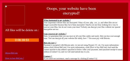 Хакеры взломали сайт Минэнерго и требуют выкуп