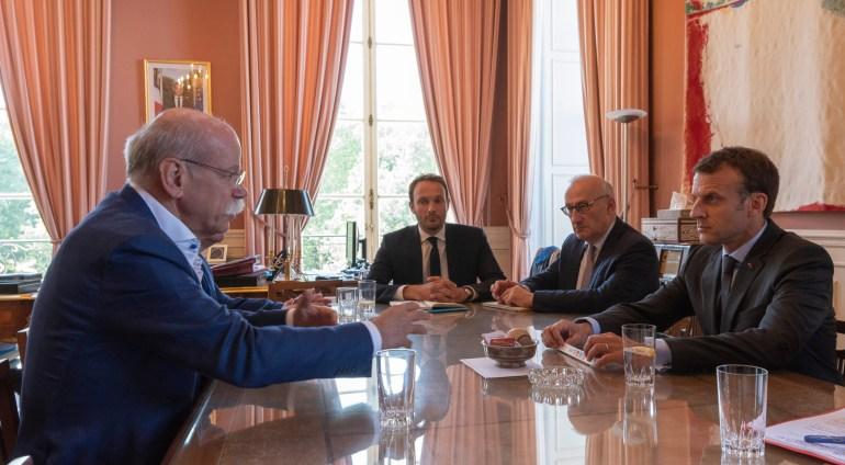 Mercedes инвестирует $600 млн в фабрику во Франции, где будет производить компактный электрический хэтчбек Mercedes EQA