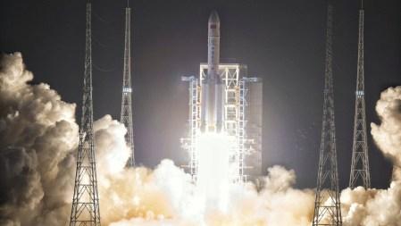 Китай предложил странам-участницам ООН совместно использовать свою будущую космическую станцию