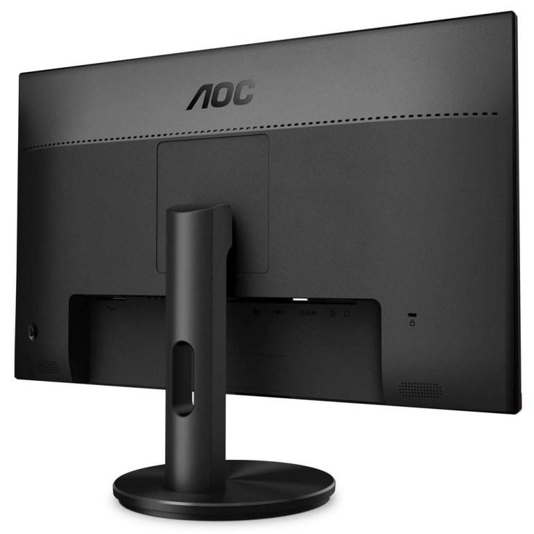 AOC G2590FX - бюджетный игровой монитор с 24,5-дюймовой TN-матрицей, частотой обновления 144 Гц, временем отклика 1 мс и поддержкой AMD FreeSync