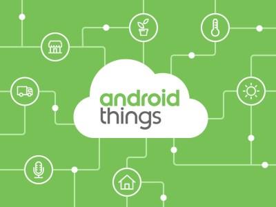 Google выпустила стабильную версию IoT-системы Android Things 1.0 с трехлетней поддержкой обновлений