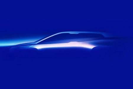 Немецкий автопроизводитель показал первый эскиз своего флагманского электромобиля BMW iNEXT, полноценный анонс состоится до конца текущего года