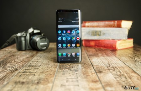 Опыт использования Samsung Galaxy S9+