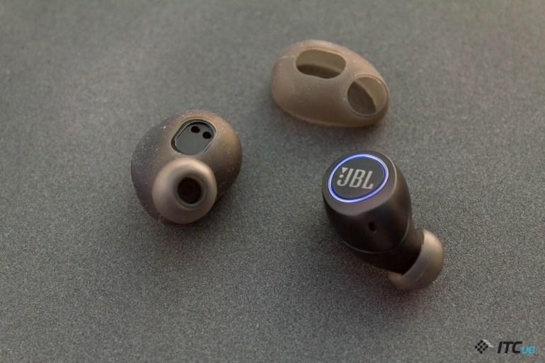 Обзор беспроводных наушников JBL Free