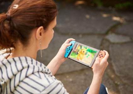 Для Nintendo Switch вышла игра Pokémon Quest, в ноябре появится ещё две игры, а в следующем году – крупная «основная» игра о покемонах