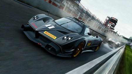 Slightly Mad Studios перенесет свой реалистичный гоночный симулятор Project CARS на смартфоны, мобильная версия получит имя Project CARS Go