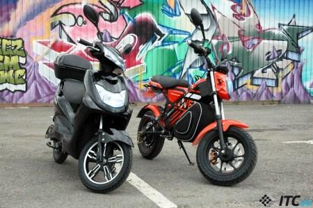 Электрические скутеры ROVER: «круче» велосипеда, проще «мопеда»